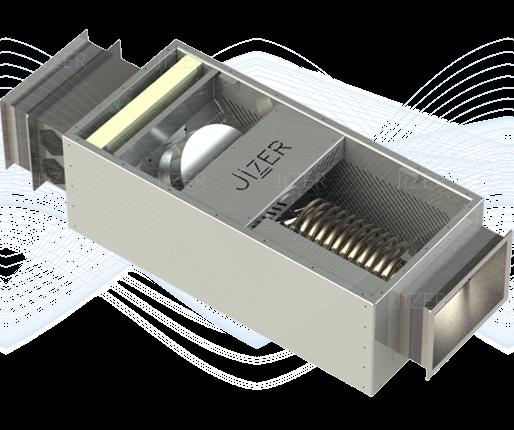 Компактные вентиляционные агрегаты JIZER