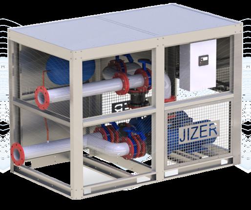 Гидромодули JIZER JZR-GM