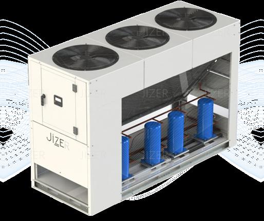 Компрессорно-конденсаторный блок ККБ JIZER JZR-CCU